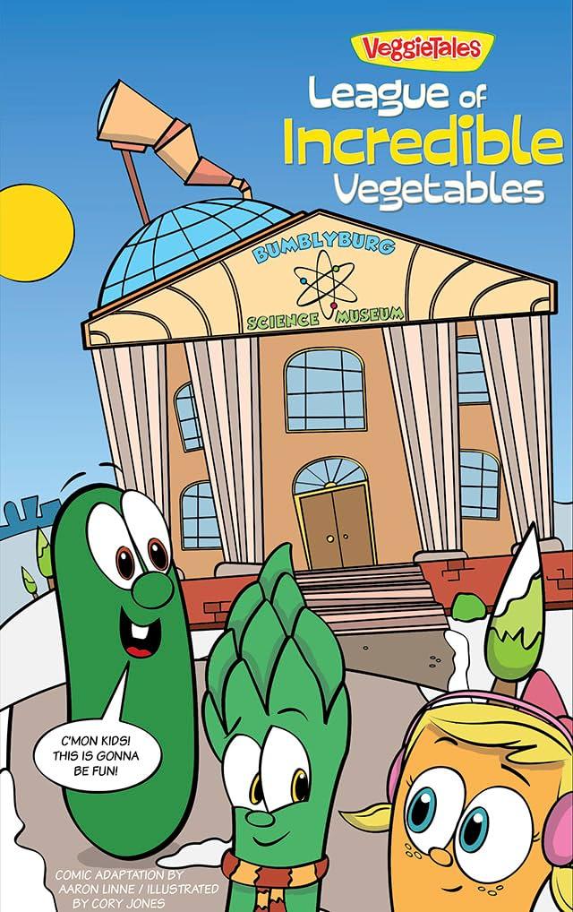 VeggieTales SuperComics: The League of Incredible Vegetables