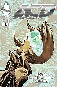 Alt Control Delete #1