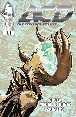 Alt Control Delete No.1