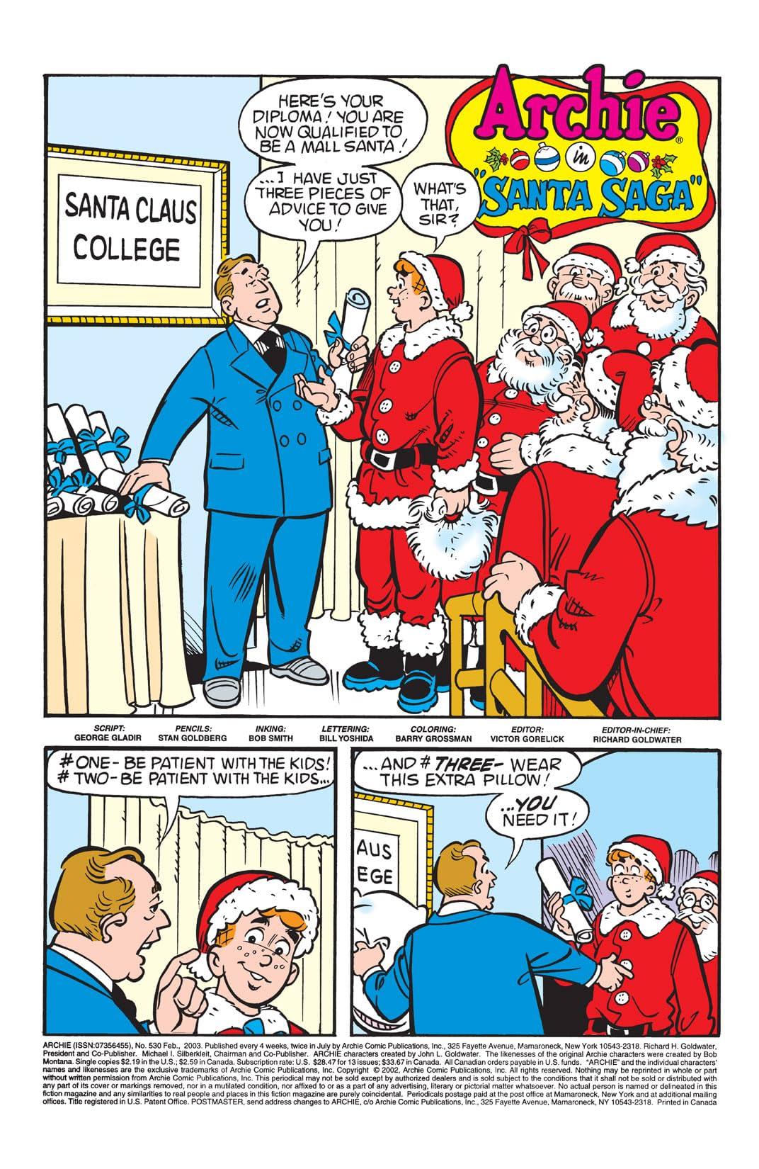 Archie #530