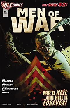 Men of War (2011-2012) #5