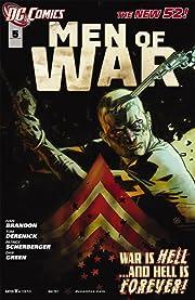 Men of War (2011-2012) #5