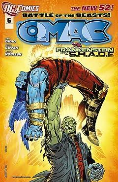 OMAC (2011-2012) #5