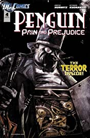 Penguin: Pain & Prejudice (2011) #4 (of 5)