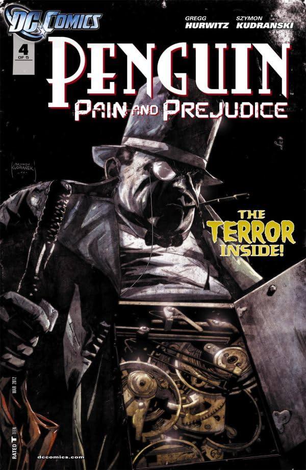 Penguin: Pain & Prejudice (2011) #4 (of 5)