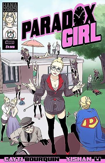 Paradox Girl #1