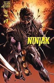 Ninjak (2015- ) #1: Digital Exclusives Edition