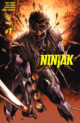 Ninjak (2015- ) No.1: Digital Exclusives Edition