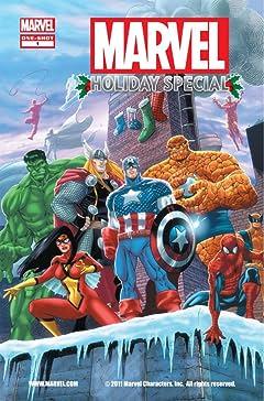Marvel Holiday 2011