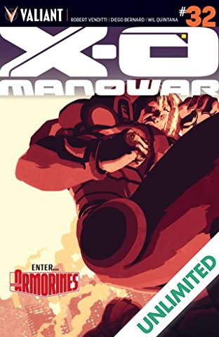 X-O Manowar (2012- ) #32: Digital Exclusives Edition