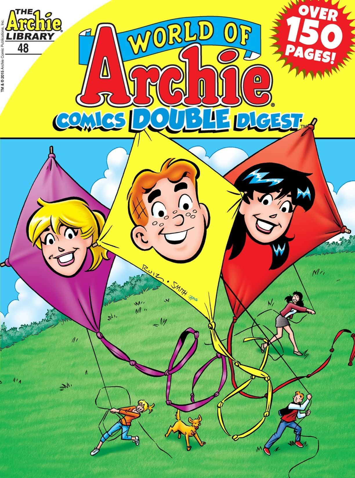 World of Archie Comics Double Digest #48