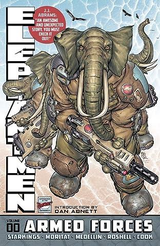Elephantmen Vol. 00: Armed Forces
