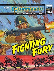Commando #4780: Fighting Fury