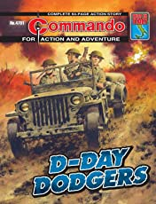 Commando #4781: D-Day Dodgers