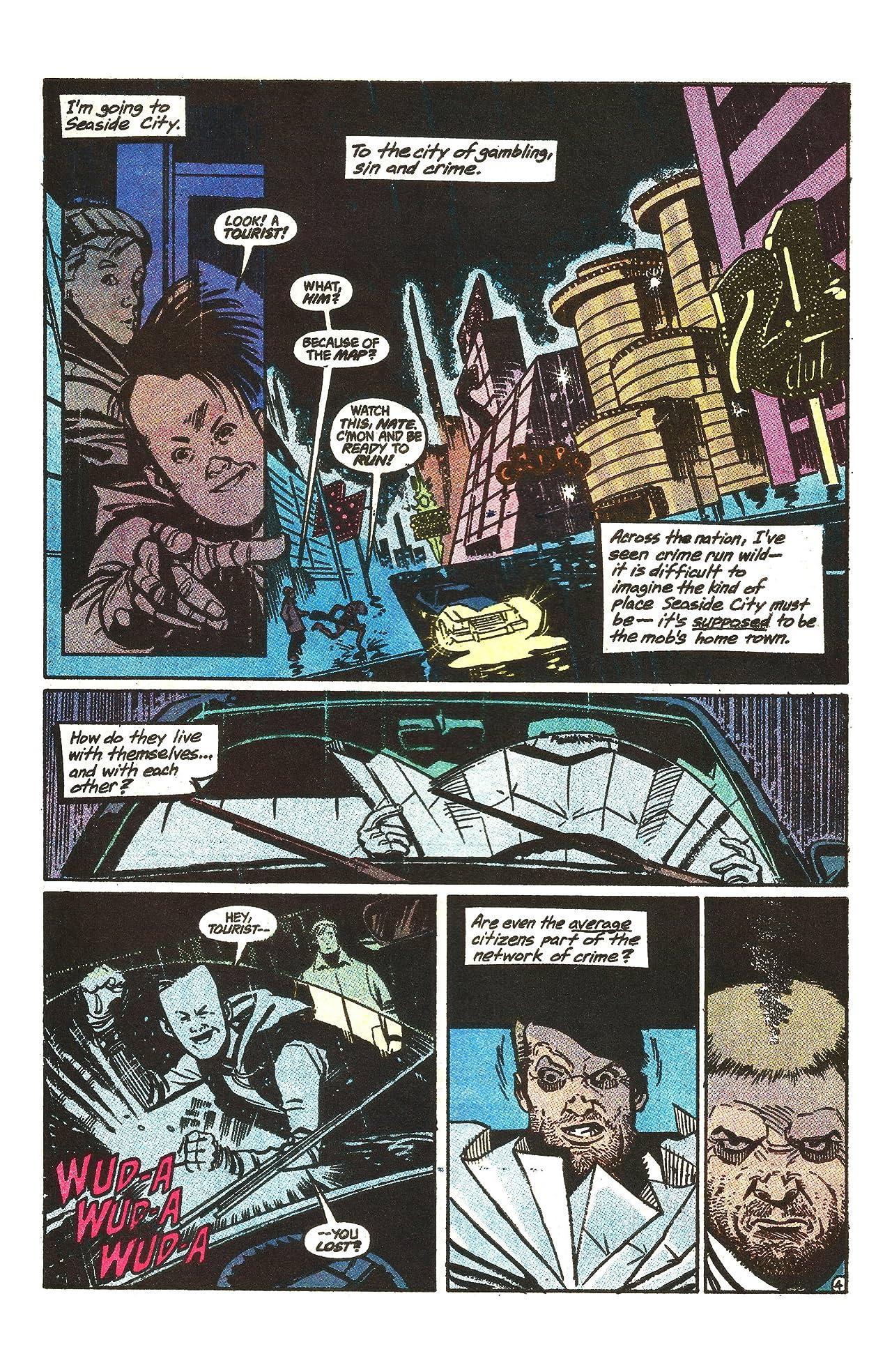The Black Hood (Impact Comics) #1