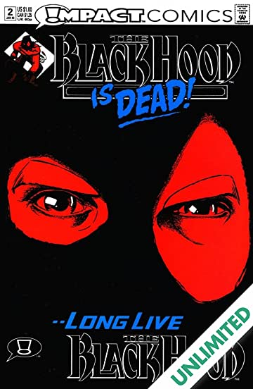 The Black Hood (Impact Comics) #2