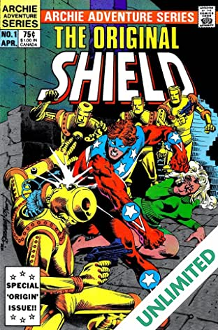 The Original Shield (Red Circle Comics) #1