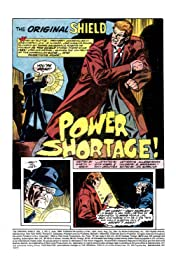 The Original Shield (Red Circle Comics) #2