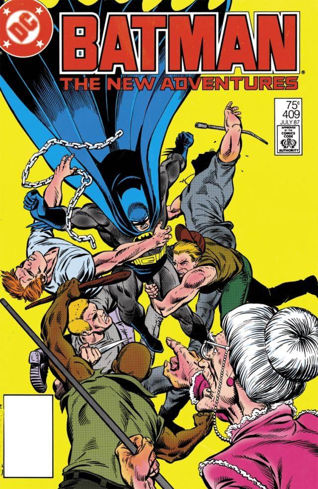 Batman (1940-2011) #409