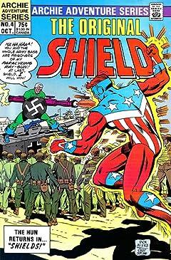 The Original Shield (Red Circle Comics) #4