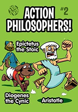 Action Philosophers #2: Aristotle, Epictetus the Stoic & Diogenes!
