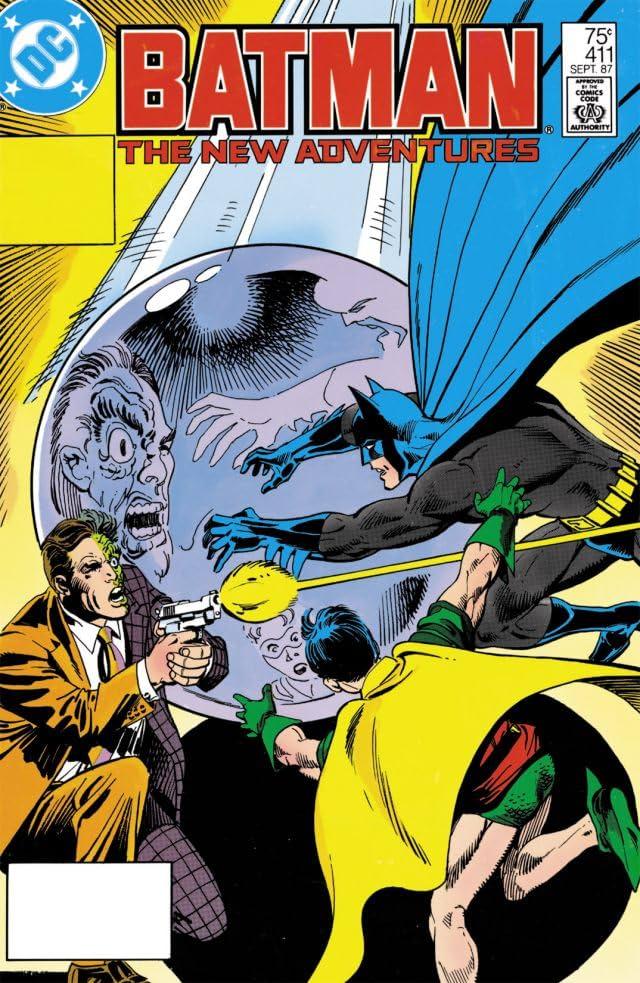 Batman (1940-2011) #411