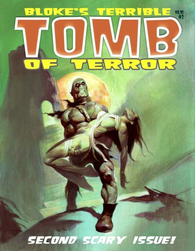 Bloke's Terrible Tomb Of Terror #2