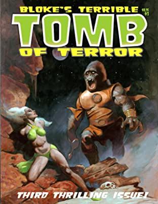 Bloke's Terrible Tomb Of Terror #3