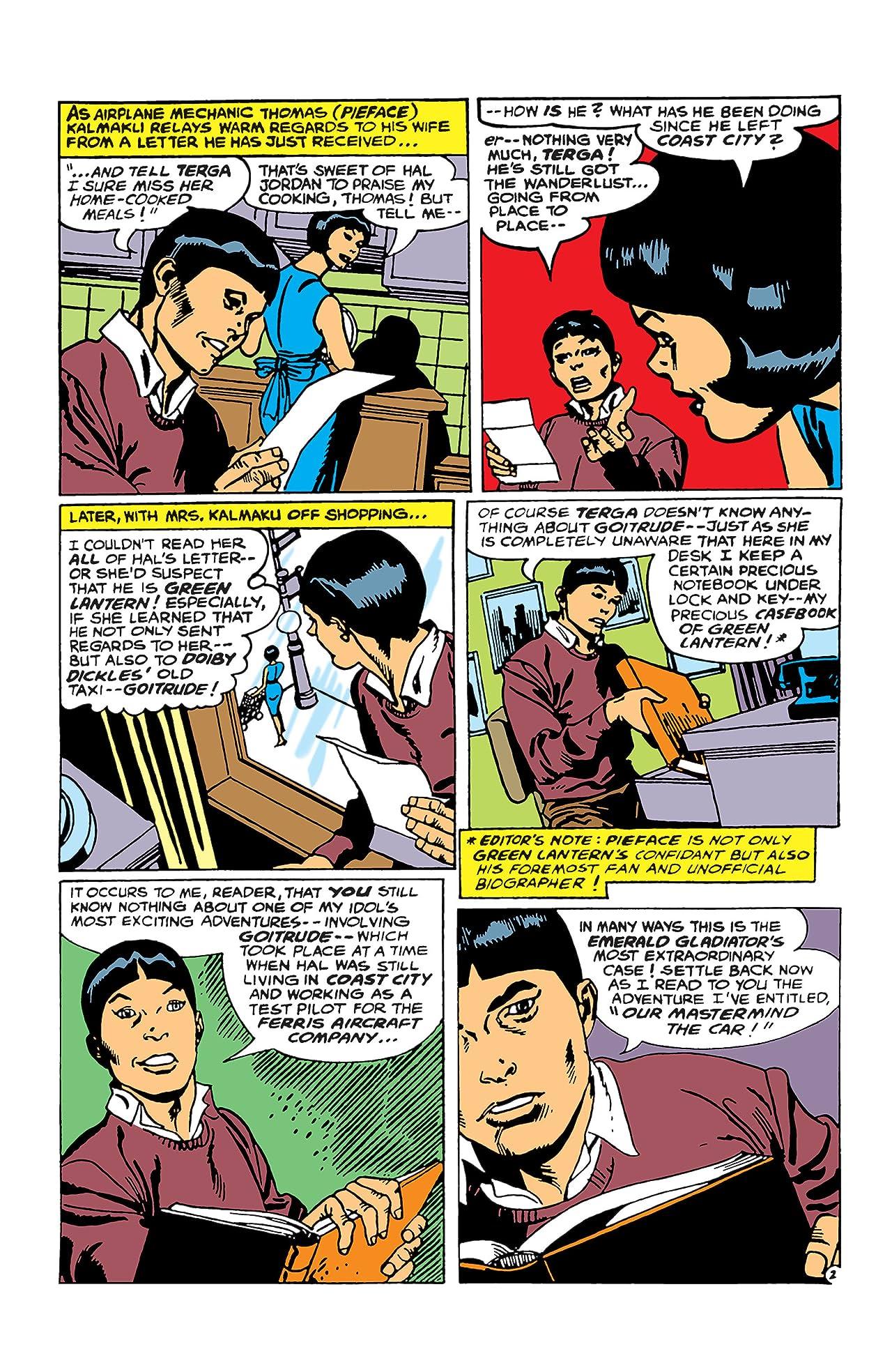 Green Lantern (1960-1986) #52