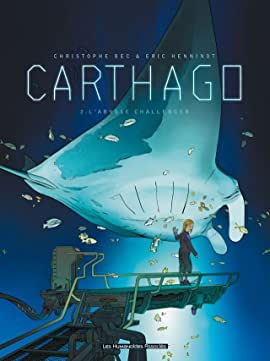 Carthago Vol. 2: L'Abysse Challenger