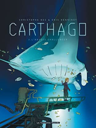 Carthago Tome 2: L'Abysse Challenger