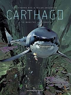Carthago Vol. 3: Le Monstre de Djibouti
