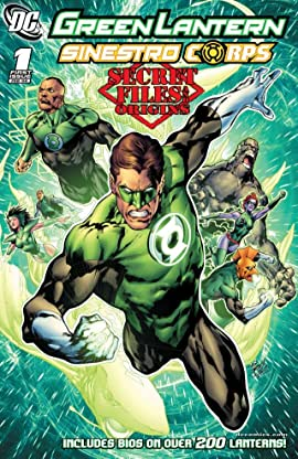 Green Lantern/Sinestro Corps: Secret Files (2007) #1