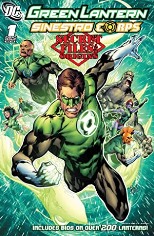 Green Lantern/Sinestro Corps: Secret Files (2007) No.1