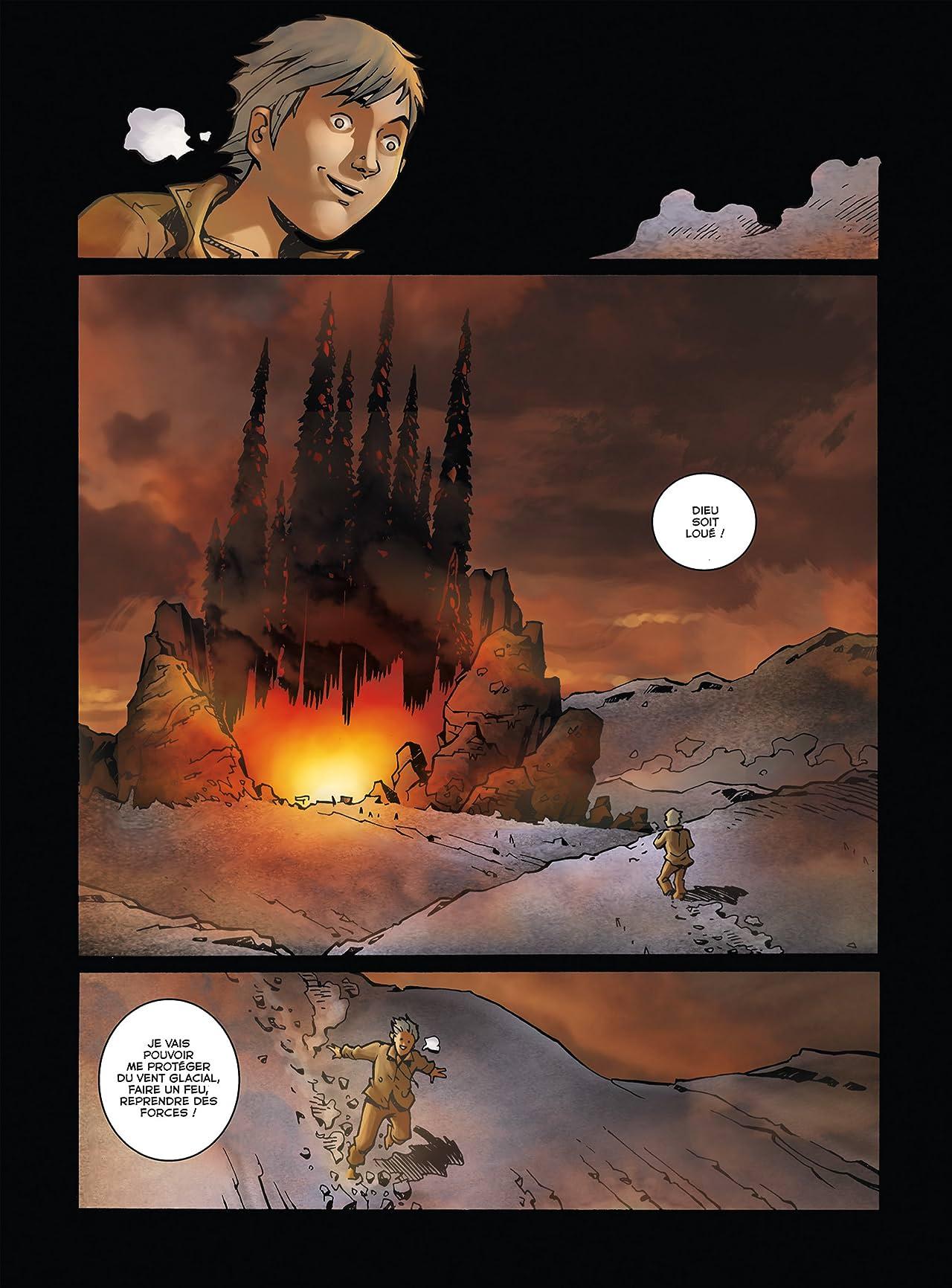 Sanctuaire Redux Tome 1: L'Appel des abysses