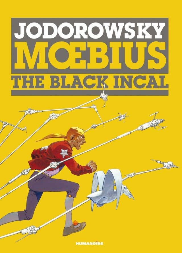 The Incal Tome 1: The Black Incal