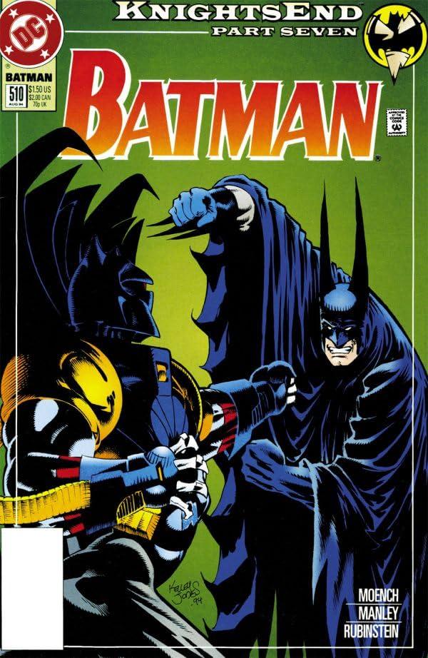 Batman (1940-2011) #510