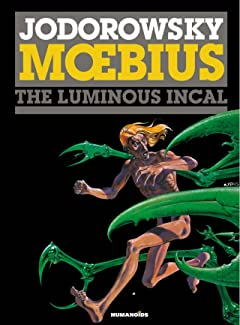 The Incal Vol. 2: The Luminous Incal