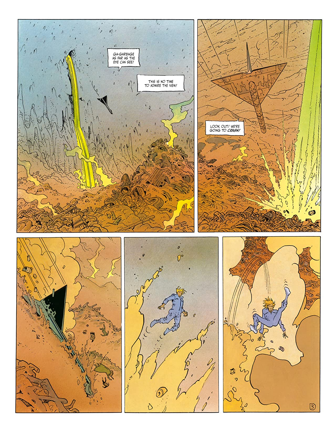 The Incal Vol. 3: What Lies Beneath