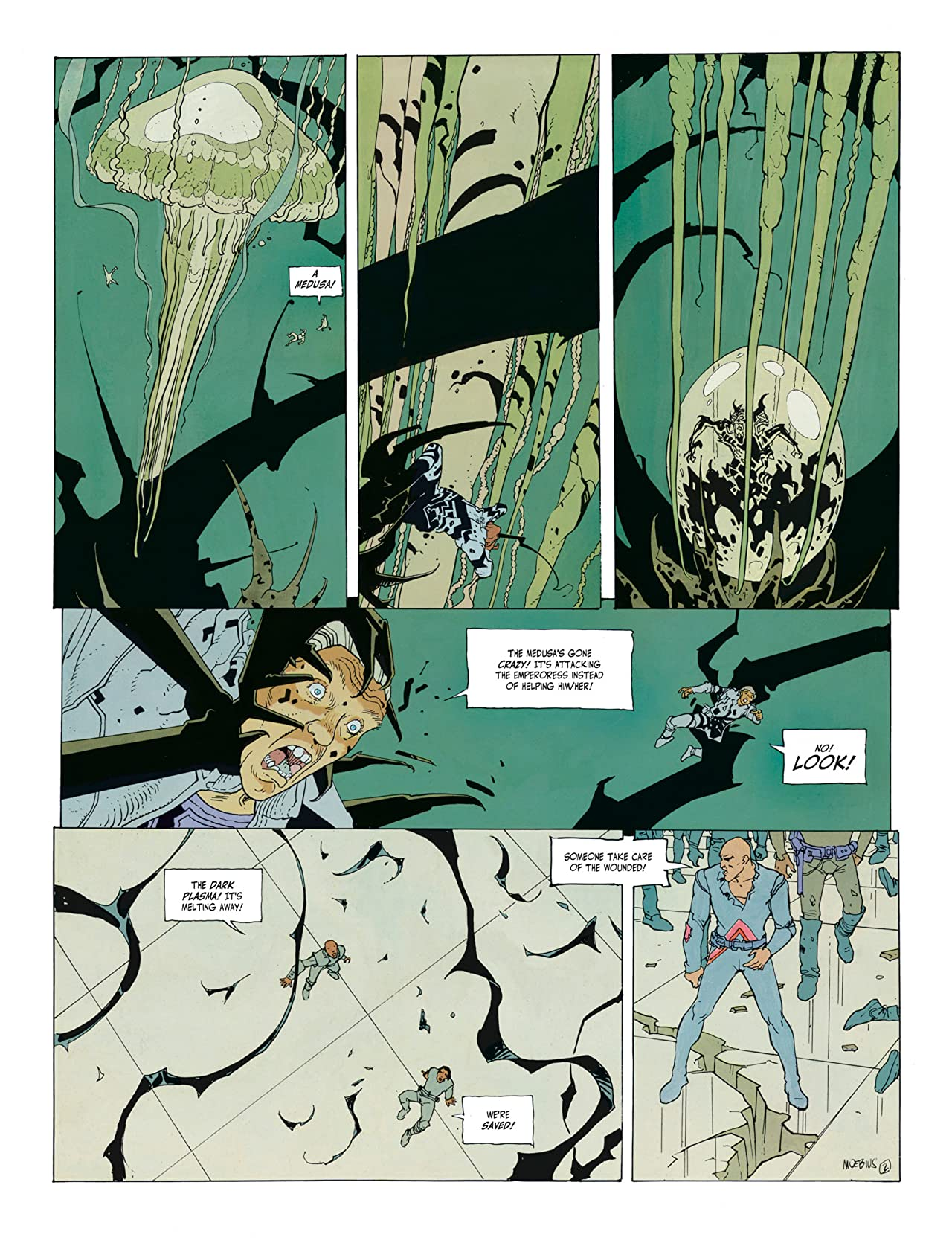 The Incal Vol. 5: The Fifth Essence - The Dreaming Galaxy