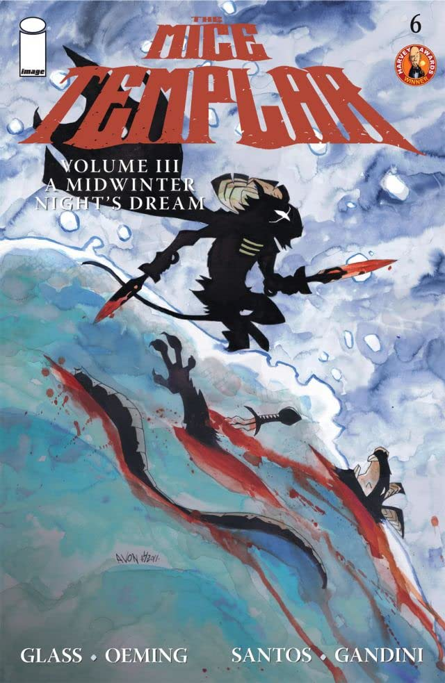 The Mice Templar Vol. 3 #6