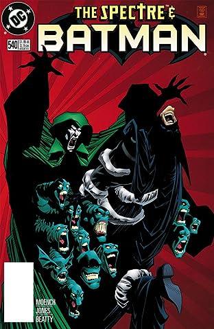 Batman (1940-2011) #540