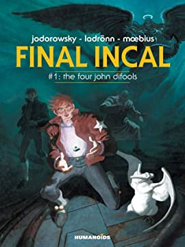 Final Incal Vol. 1: The Four John Difools