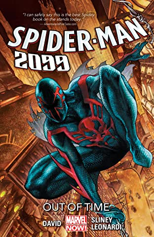 Spider-Man 2099 Tome 1: Out of Time