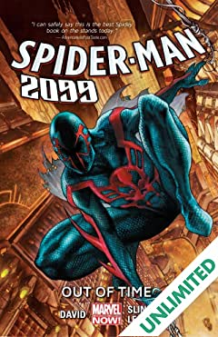 Spider-Man 2099 Vol. 1: Out of Time