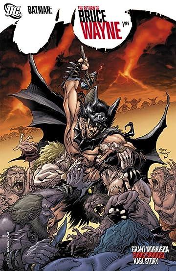 Batman: The Return of Bruce Wayne #1