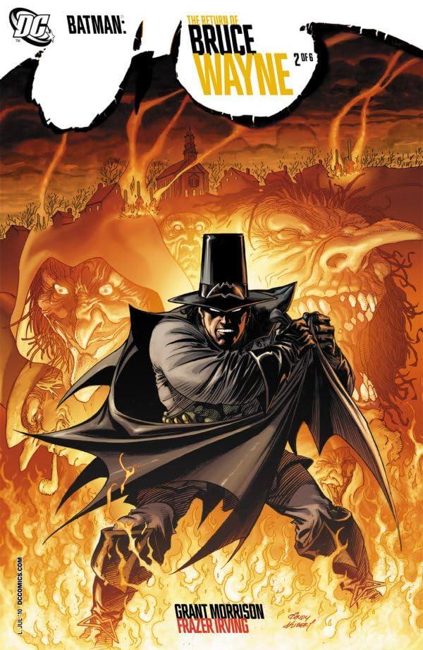 Batman: The Return of Bruce Wayne #2 (of 6)