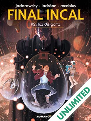 Final Incal Vol. 2: Luz De Garra