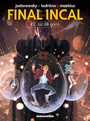 Final Incal Tome 2: Luz De Garra