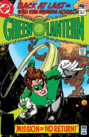 Green Lantern (1976-1986) #123